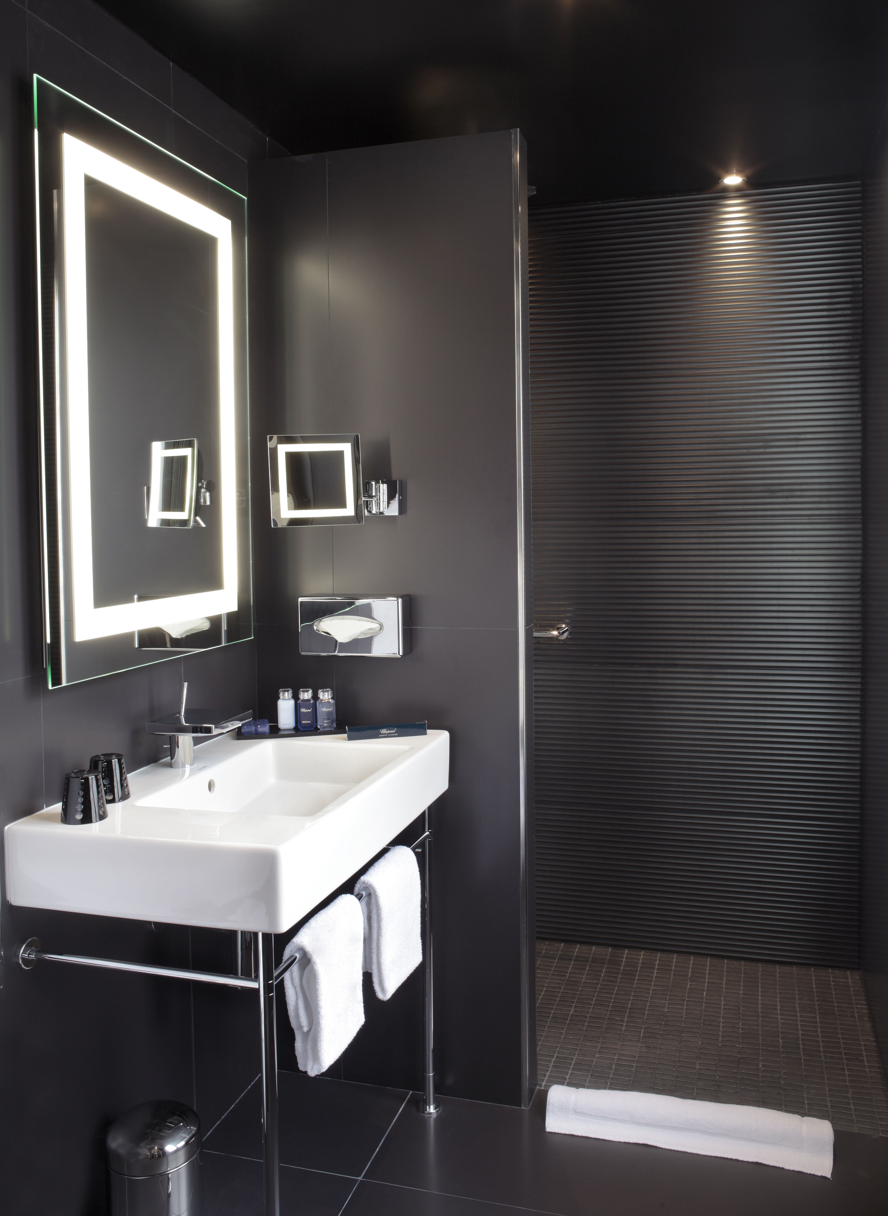 Maison Albar Hotels Le Diamond salle de bain Chambre Executive